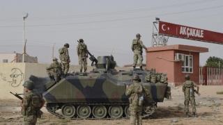 """""""Scutul Eufratului"""", încheiat! Turcia nu îşi retrage trupele din Siria"""