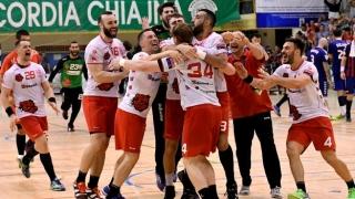 Dinamo Bucureşti, campioană la handbal masculin pentru al treilea an consecutiv