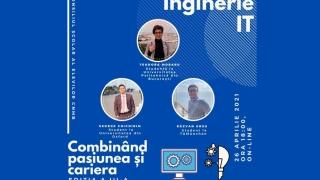 Proiect dedicat elevilor care vor să-și continue studiile în domeniul IT și al ingineriei