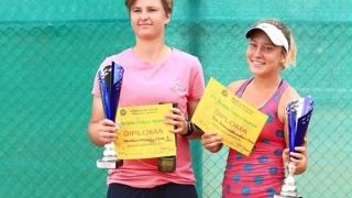 """Selma Cadâr, dublă finalistă la """"Wilson-Tivoli Trophy"""""""