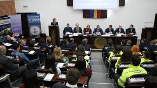 Seminar pentru prevenirea furturilor din case și firme la Constanța