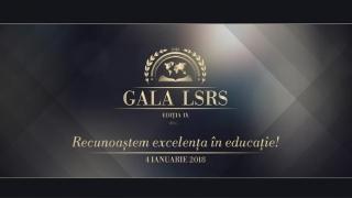 Se prelungesc înscrierile pentru Gala LSRS 2018