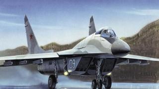Serbia vrea să cumpere avioane MiG-29 şi sisteme de rachete Buk din Rusia