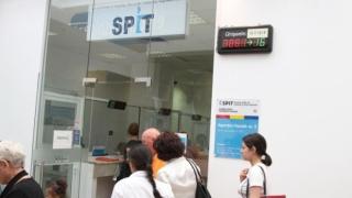 Un nou sediu SPIT, pentru persoanele juridice