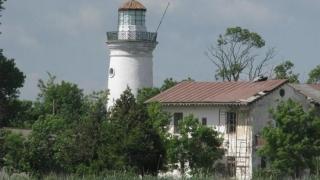 Se restaurează Farul Vechi din Sulina!