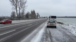 Sfaturile Poliției Rutiere pentru șoferi, în perioada sezonului rece