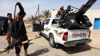 SI avansează în Libia şi decapitează 12 militari