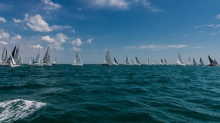 Simina, Hope și Pelikan Racing, pe primul loc la SetSail - Black Sea Regatta