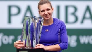 Simona Halep va participa la turneul de la Indian Wells