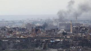 Siria dă cu rachete în turci, Ankara bombardează