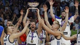 Slovenia a câștigat Eurobasket 2017