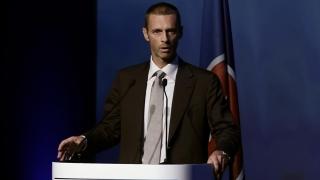 Slovenul Aleksander Ceferin este noul preşedinte al UEFA