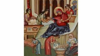 Slujbe speciale la sărbătoarea Nașterii Maicii Domnului