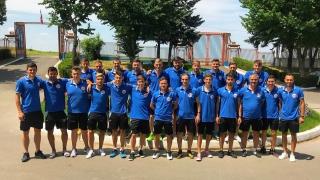 CS Medgidia susţine manşa tur a barajului pentru promovarea în Liga a 3-a