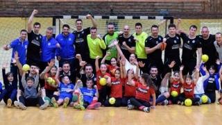 Victorii în Divizia A la handbal pentru CSU Neptun şi CS Medgidia