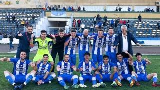 CS Medgidia şi Axiopolis Cernavodă au început cu dreptul returul în Liga a 3-a