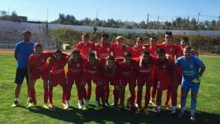 CS Medgidia e campioana turului în Liga a IV-a la fotbal