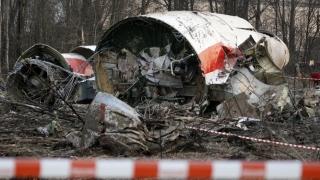 Polonia reconstruiește digital avionul prezidențial prăbușit la Smolensk