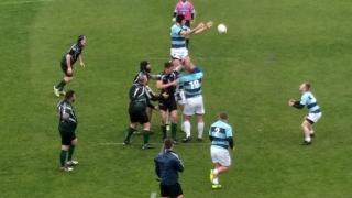 CS Năvodari a câştigat derby-ul Diviziei Naționale de Seniori la rugby