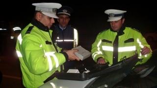Șoferi beți și fără permis, pe șoselele constănțene