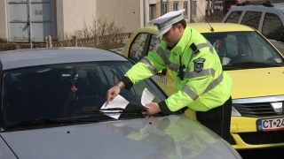 """Parchezi """"ca un bou"""",  ești vânat de Poliția Locală"""
