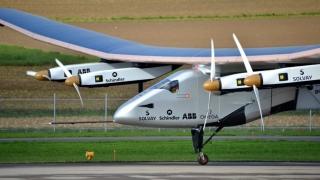Solar Impulse 2 a ajuns în Spania