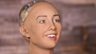 Sophia, un robot umanoid - IA şi pericolele ei