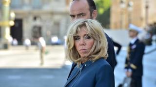 Soţia preşedintelui Franţei, rol oficial la Palatul Elysee