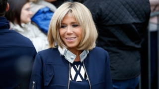 """Soţia preşedintelui Franţei vrea să fie """"Primă Doamnă""""; francezii votează împotrivă"""