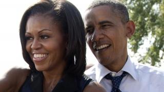 Soții Obama, vedetele festivalului South by Southwest din Texas