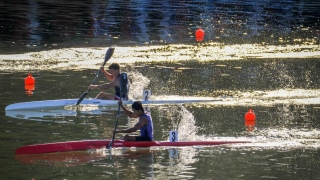 Sportivi constănțeni, pe podium la CN de kaiac-canoe