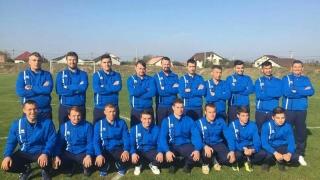 CS Poseidon Limanu-2 Mai, campioana turului în Liga a V-a la fotbal