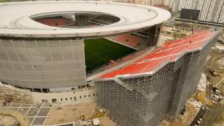 Stadionul din Ekaterinburg are 18.000 de locuri în afara arenei!