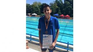 Start în prima competiţie oficială de înot din 2016