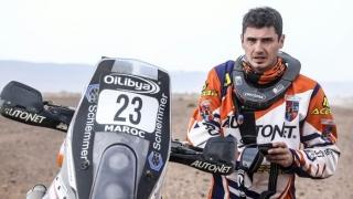 Start în Raliul Dakar 2017