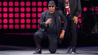 Stevie Wonder, în genunchi pentru America