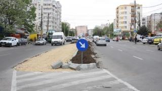 Străzi mai largi și mai multe locuri de parcare în Constanța