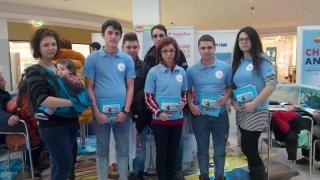 """Studenții șaguniști, prezenți la Târgul de Turism """"Vacanța"""""""