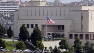 SUA retrag familiile personalului consular din Istanbul