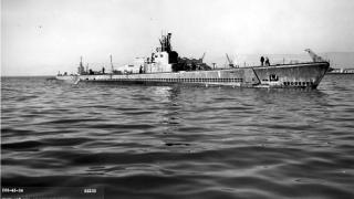 Submarin american scufundat de japonezi în al II-lea Război Mondial, descoperit de ruși
