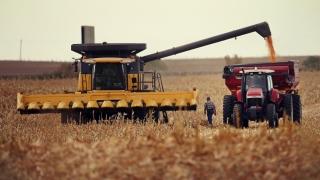 Subvenția pentru motorina agricultorilor - 1,4185 lei/litru