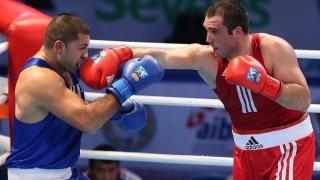 Supergreul Mihai Nistor, selecționat în echipa de box a Europei
