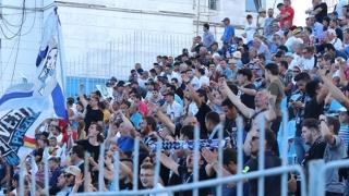 Suporterii constănţeni susţin SSC Farul
