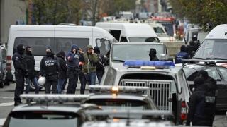 Suspecți reținuți în Belgia