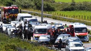 Suspectul în atacul împotriva militarilor la Paris, în spital! Nu poate fi audiat