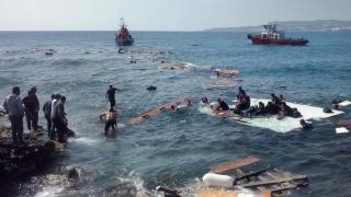 Sute de imigranţi dispăruţi în Mediterană