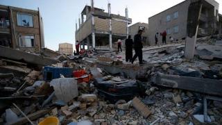 Sute de morți la granița dintre Iran și Irak