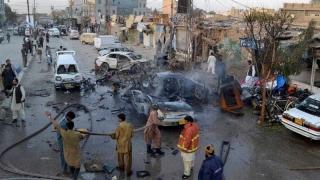 Talibanii revendică atacul din Pakistan