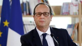Tatăl lui Hollande, spitalizat de urgenţă