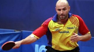 Tatăl și fiul conduc naționalele României de tenis de masă